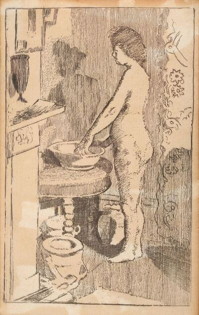 Walter Sickert, 'Sally'