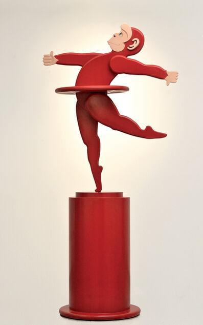 Edgardo Gimenez, 'Gran bailarina | Great dancer', 2017