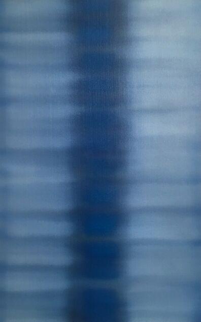 Julian Jackson, 'States of Blue 5', 2020