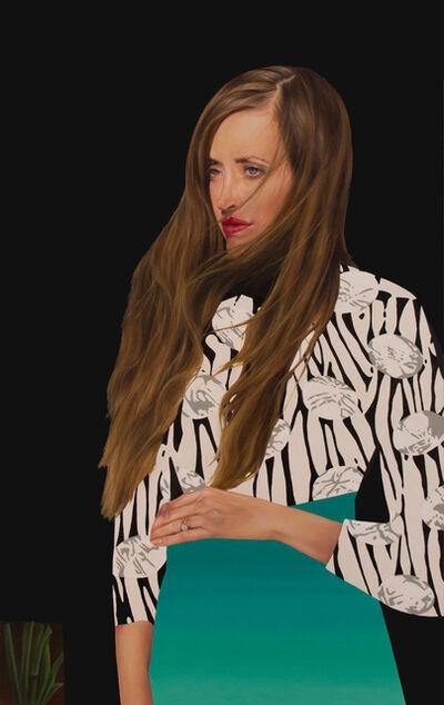 Jennifer Nehrbass, 'Scarlet', 2020
