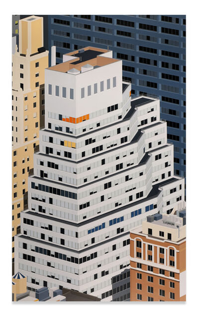 Daniel Rich, 'Manhattan', 2019