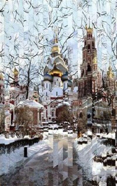 Serge Mendjisky, 'Pat in Moscou ', 2010
