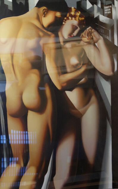 Tamara de Lempicka, 'Adam and Eve'