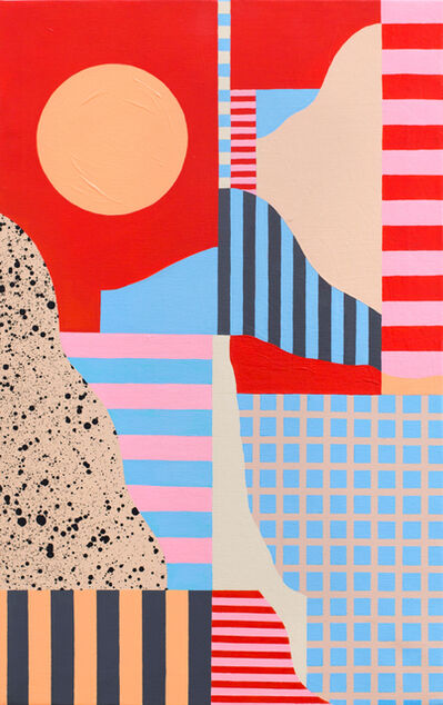 Mireia Ruiz, 'Abstract 150', 2019
