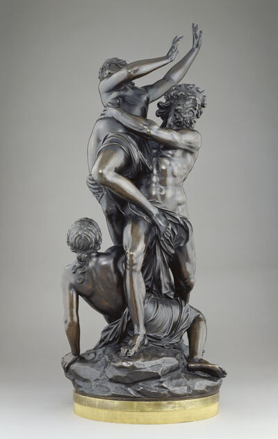 François Girardon, 'Pluto Abducting Proserpine', 1693-1710