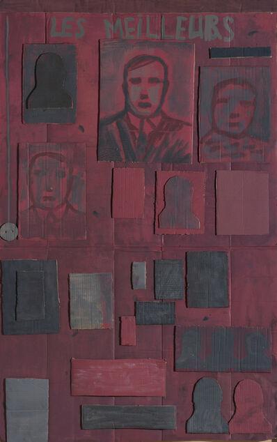 Mikhail Roginsky, ' Untitled', 1988-1990