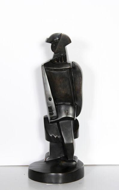 Jacques Lipchitz, 'Harlequin'