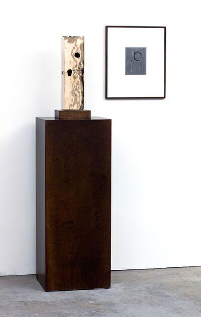 Anthony Pearson, ' Untitled (Slip Cast Slab Arrangement)', 2008