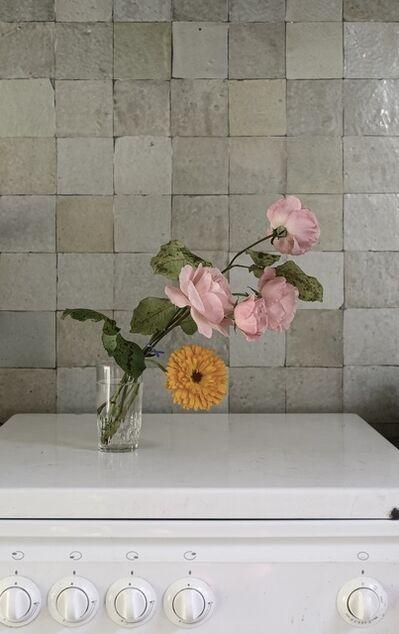 "Elina Brotherus, 'Flowers, ""Carpe fucking diem"" series', 2015"