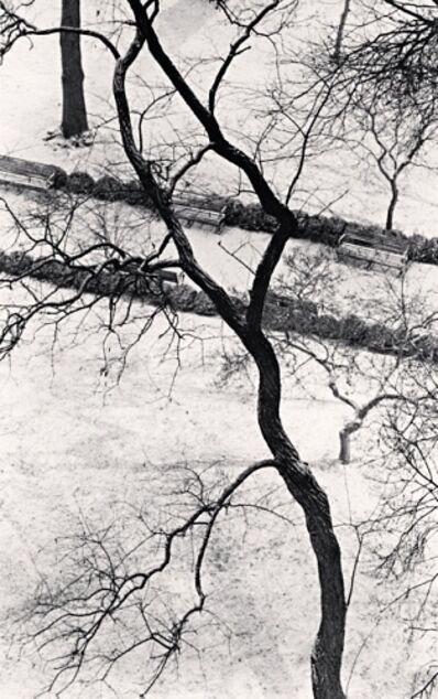 Michael Kenna, 'Homage to Kertész, Gramercy Park, New York, USA', 2003