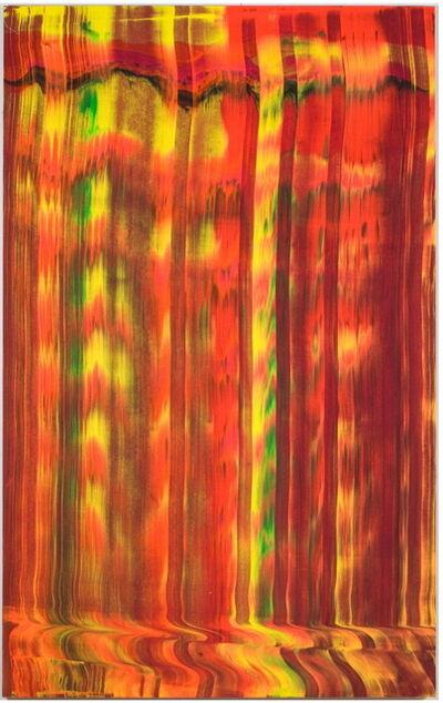 Ed Moses, 'Fraiken Usher', 2008