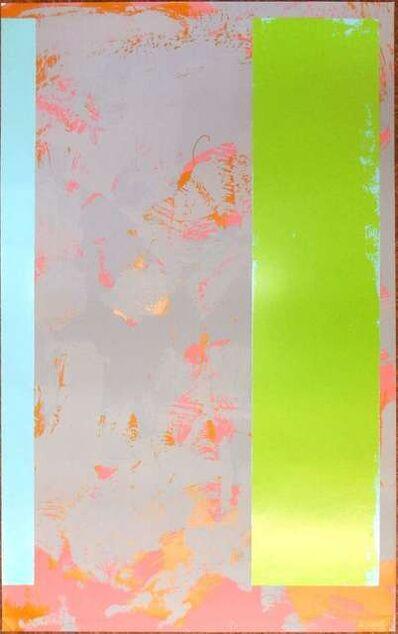 Walter Darby Bannard, 'Cronion, 1973', 1970-1979