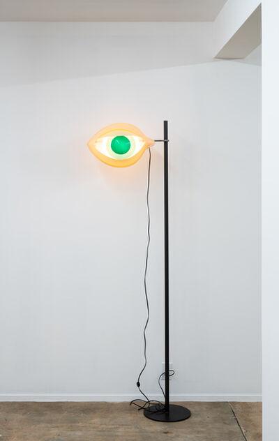 Nicola L, 'the Green Eye', 1969
