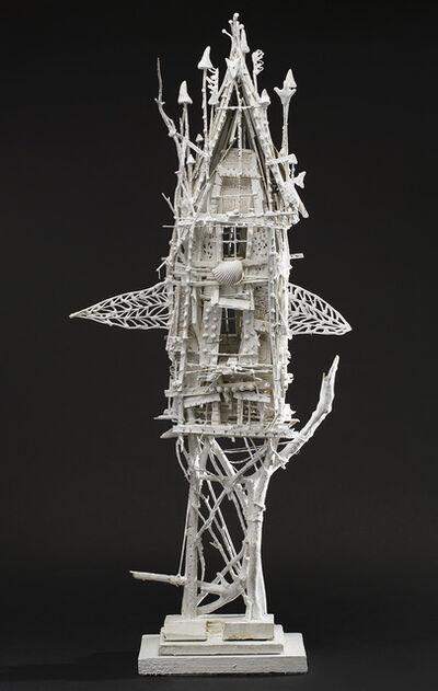 Sylvain Corentin, 'Fox on the Roof', 2015