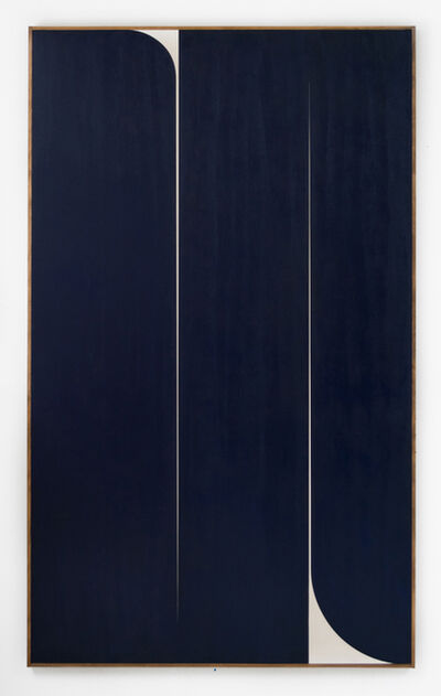 Johnny Abrahams, 'Untitled (blue 2)', 2019