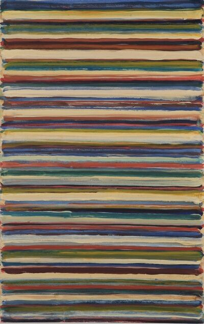 Masaaki Yamada, 'Work C.p 137', 1962