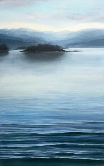 Jane Bronsch, 'Waves of Solitude', 2018
