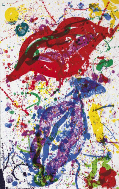 Sam Francis, 'Untitled (SF-329)', 1988