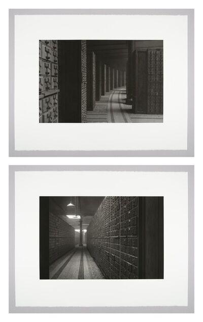 Fiona Tan (b.1966), 'Shadow Archive V-VI', 2019