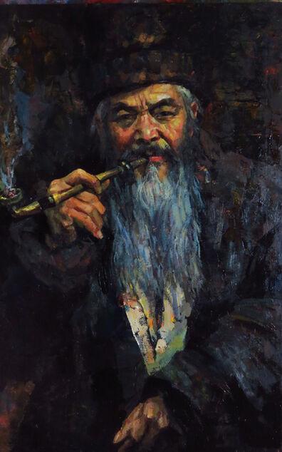 Christopher Zhang, 'Pipe Smoker', 2020