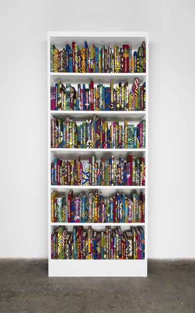 Yinka Shonibare CBE, 'The African Library Collections: Musicians', 2020