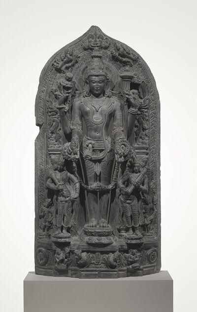 'Vishnu Trivikrama', Pala period-12th Century