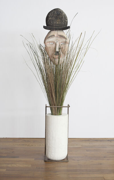 Miles Huston, 'Face Off (Charlie)', 2013
