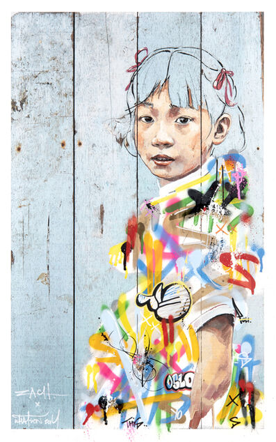 Martin Whatson, 'Different Strokes', 2014