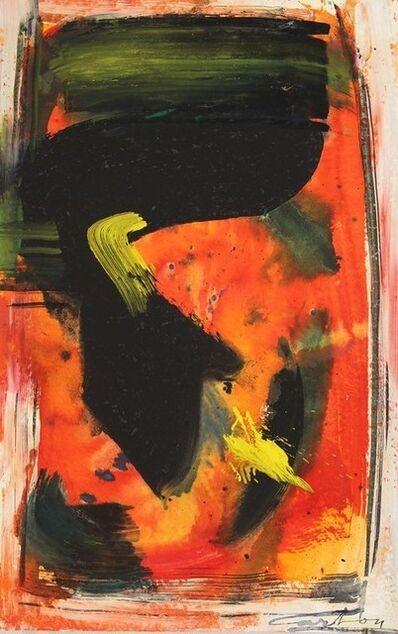 Norman Carton, 'Black Top (No. 2350)', 1960