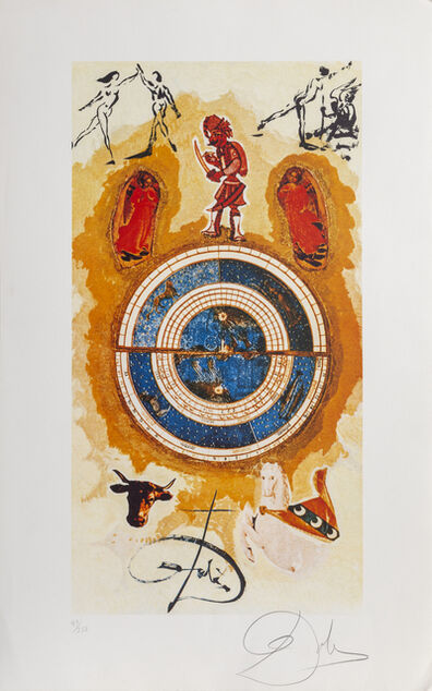 Salvador Dalí, 'Wheel of Fortune', 1978