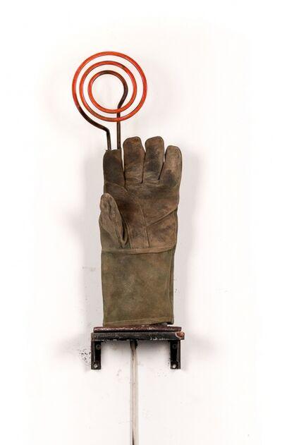 José Manuel Mesías, 'Gerardo's hand From the series of 'Crafts'', 2014-2017