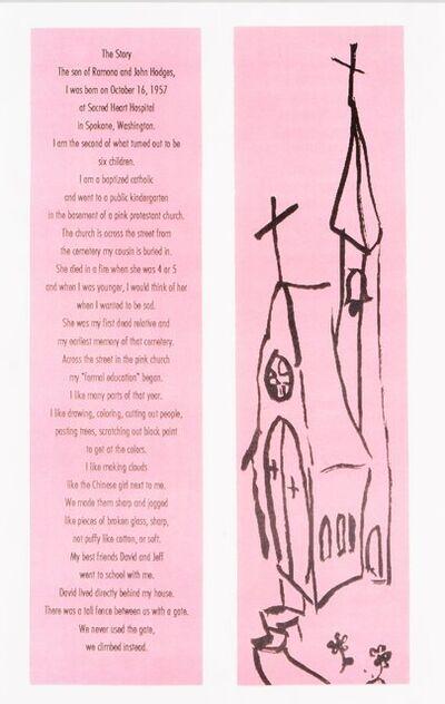 Jim Hodges, 'A Boy's Life', 1990-97