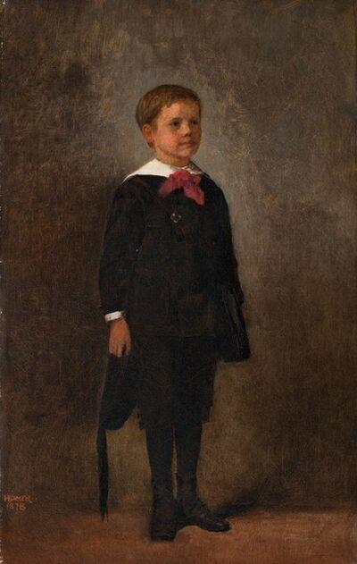 Winslow Homer, 'Charles Prentice Howland', 1878