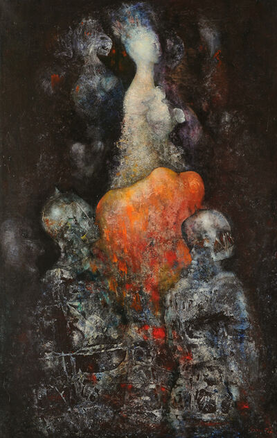 Leonor Fini, 'La victime est reine (The Victim Is Queen)', 1963