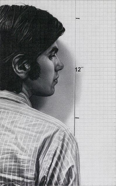 Dan Fischer, 'Mel Bochner', 2012