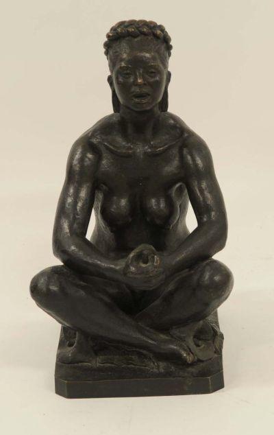 Felipe Castaneda, 'Mujer Sentada', 1992