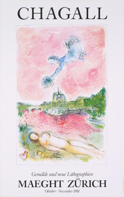 Marc Chagall, 'Pink Opera-Opera Rose', 1981