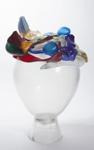Mario Bellini, 'A ' Sogni infranti' series vase', 1992