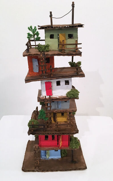 Sherry Rusinack, 'Hillside Villa (medium)', 2018