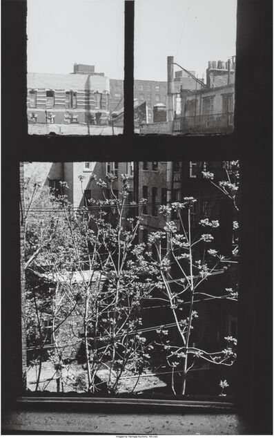 Allen Ginsberg, 'Spring Buds', 1986