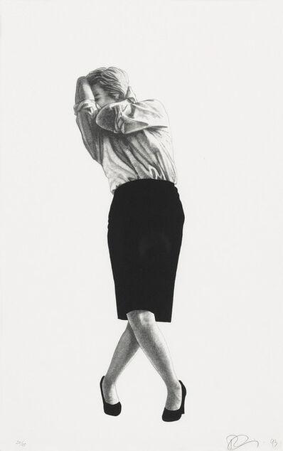 Robert Longo, 'Cindy', 1993