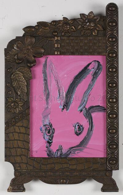 Hunt Slonem, 'Pinky', 2013