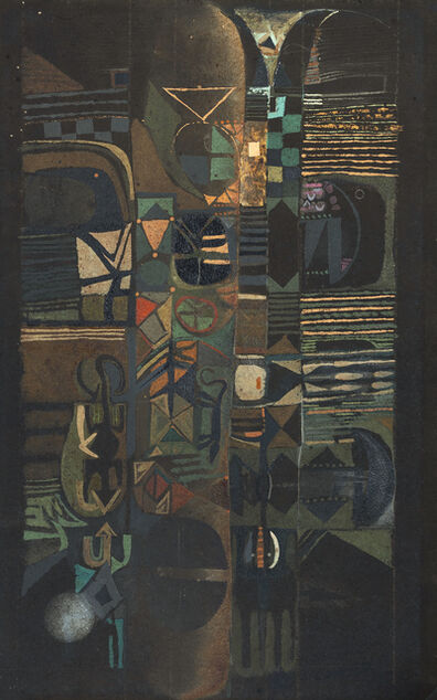 Skunder Boghossian, 'Untitled', c. 1978