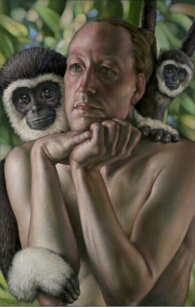 Geoffrey Laurence, 'Animal Nature', 2021