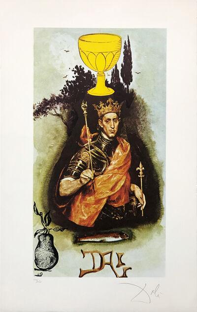 Salvador Dalí, 'KING OF CUPS', 1978