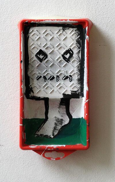 Tom Poelmans, 'Plastic-Painter', 2019
