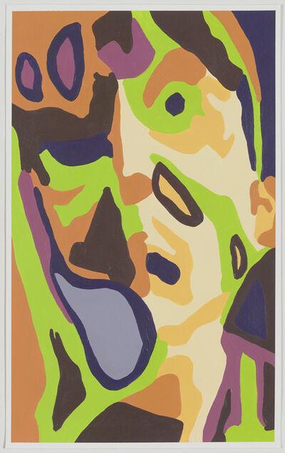 Damon Arhos, 'Agnes Moorehead & Me (No. 14)', 2020