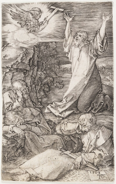 Albrecht Dürer, 'Agony in the Garden'