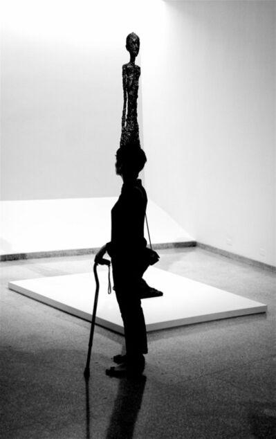 Hank O'Neal, 'Giacometti/Guggenheim', 2018