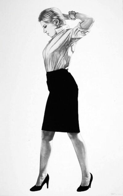 Robert Longo, 'Cindy, from Men in Cities', 2002